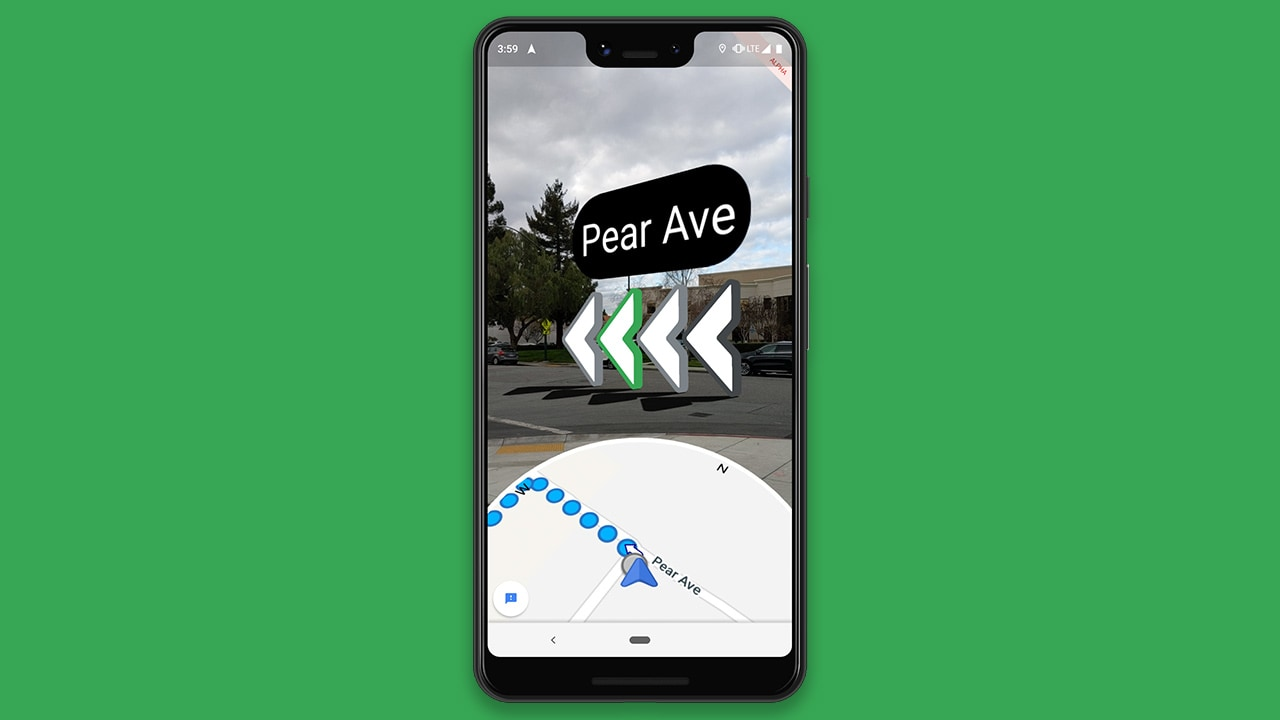 Google's AR navigation feature for Maps is rolling out to ... on earth live satellite camera, google maps vehicle with camera, google earth live, google maps camera guy, web live camera, google street view camera, google maps camera funny, google maps live webcam, google earth views with camera, google maps caught on camera, google trekker, google 3d maps live, google earth street view search, google maps street view live, google 360 camera,