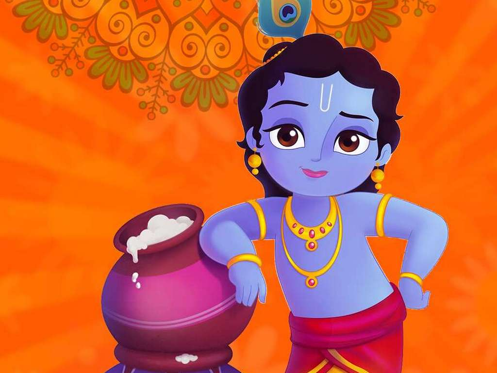 Janmashtami WhatsApp stickers: Here is how to download and send these stickers