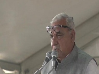 Bhupinder Singh Hooda supports Centre on abrogation of Article 370, says Congress leaders opposing decision have 'lost their way'