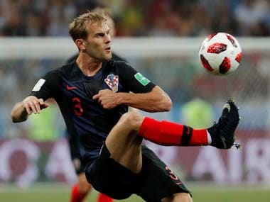 Serie A: Ivan Strinic departs AC Milan by mutual consent after ...