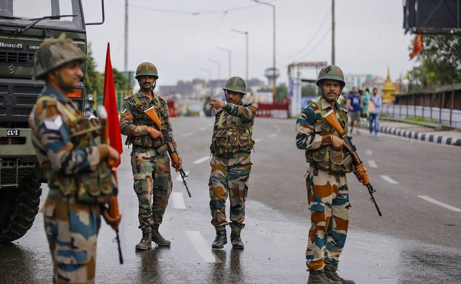 Article 370 revoked: Heavy troop deployment across Jammu and Kashmir, streets wear deserted look