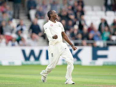 England speedster Jofra Archer earns central contract for Test, limited-overs cricket after stellar home season