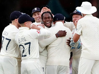 Ashes 2019: Jofra Archer, Stuart Broad impresses for England as Australia suffer top-order collapse on rain-marred Day 3 of 2nd Test