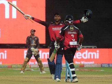 Krishnappa Gowtham smashes 56-ball 134 before snaffling eight wickets in Karnataka Premier League T20 match