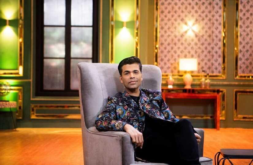 Karan Johar responds to troll joking about his sexuality: 'You absolutely original genius'