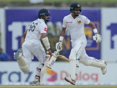 Sri Lanka vs New Zealand: Dimuth Karunaratne, Lahiru Thirimanne put hosts in control after being set 268 to win on Day 4 of Galle Test- Firstcricket News, Firstpost