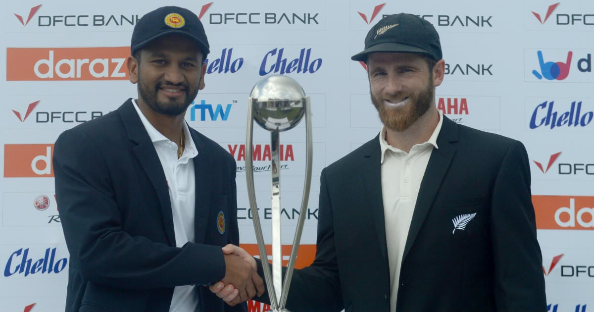 Sri Lanka vs New Zealand, Highlights, 1st Test, Day 5 at Colombo, Live Cricket Score: Black Caps square series with innings win- Firstcricket News, Firstpost