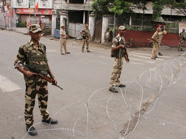 Day after India 'eases' restrictions in Kashmir, internet services snapped again in Jammu districts to curb 'rumour mongering'