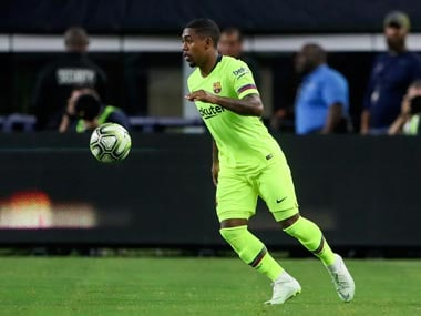 Zenit Saint Petersburg forward Malcom says he 'always tried his best' despite not getting enough game time at Barcelona