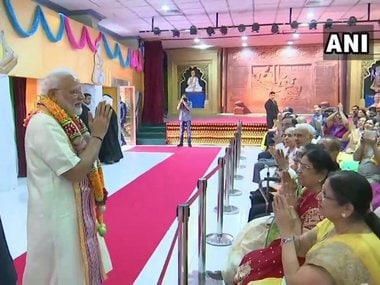 Narendra Modi launches redevelopment project of Hindu temple in Bahrain's capital Manama; work to begin later this year
