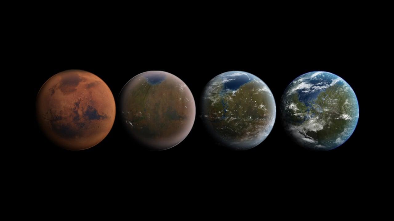Elon Musk shares plans for solar reflectors, nukes to make Mars habitable for humans- Technology News, Firstpost