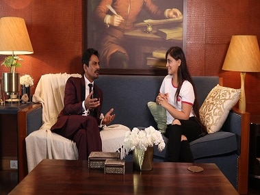 Shooting Stars: Nawazuddin Siddiqui talks about his International mini-series