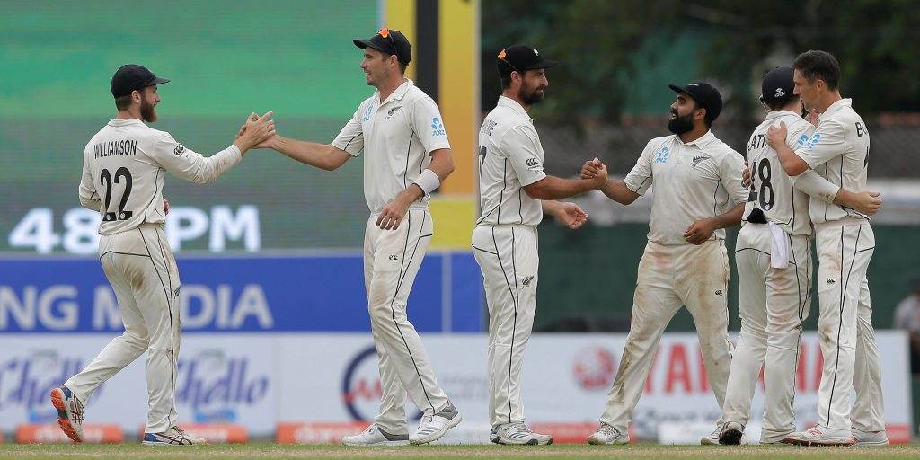 Sri Lanka vs New Zealand: Kane Williamson and Co find right recipe for well-balanced innings victory in Colombo- Firstcricket News, Firstpost
