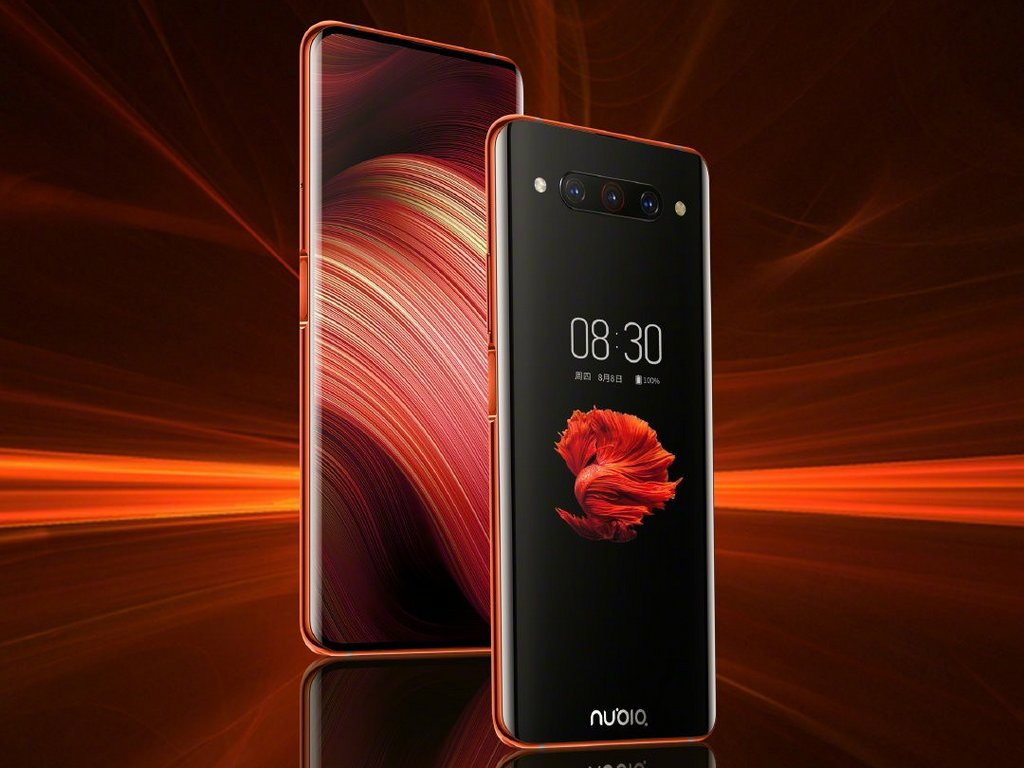 Nubia's Z20 flagship gets second AMOLED display at the back