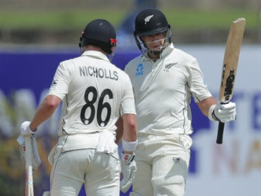 Sri Lanka vs New Zealand: Ross Taylor defies Akila Dananjaya's charge to steer Black Caps to safety on Day 1 of Galle Test