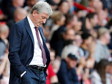 Premier League: Roy Hodgson says he doesn't have 'magic wand' to fix Crystal Palace's problems in front of goal