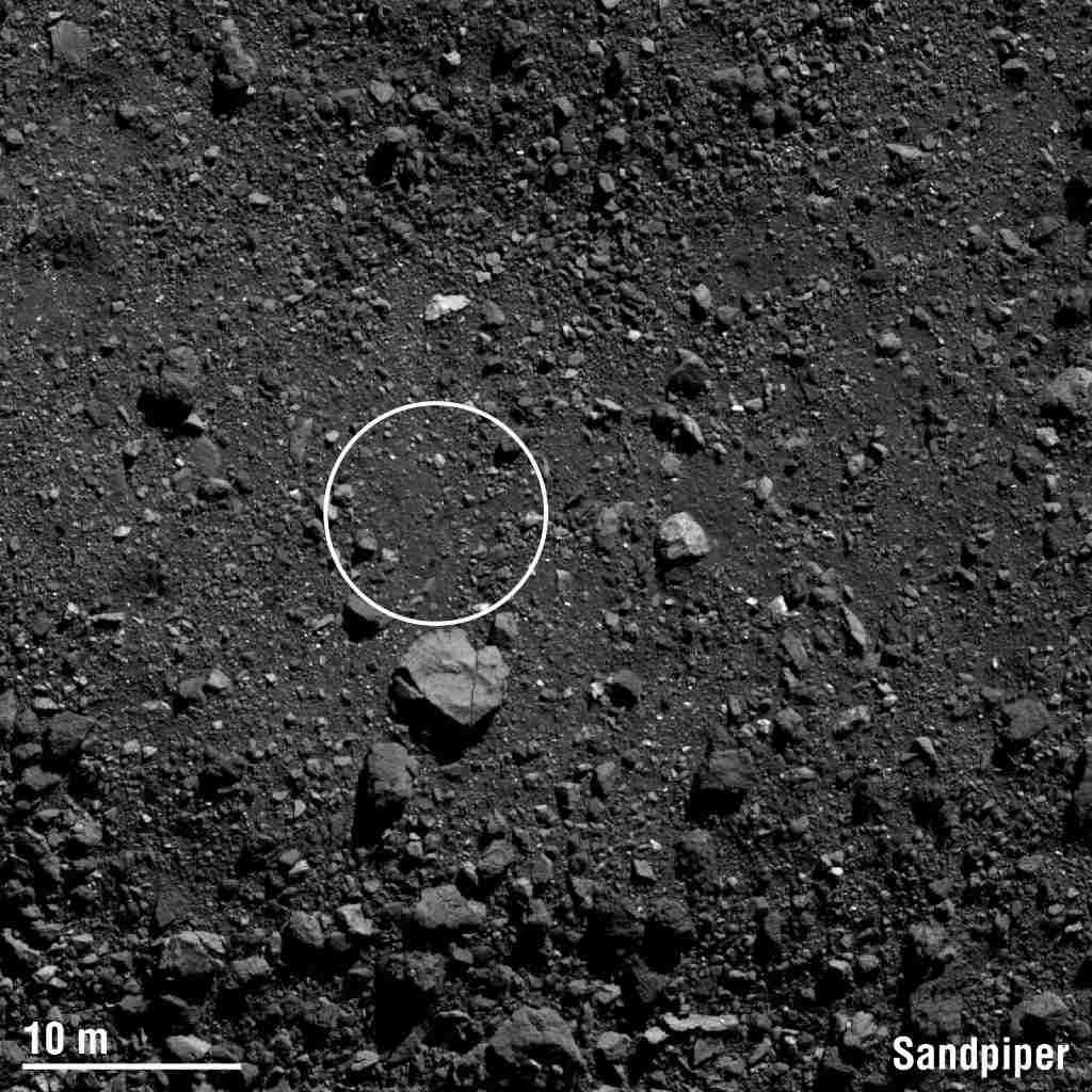 Candidate 4: Sandpiper. Image: NASA