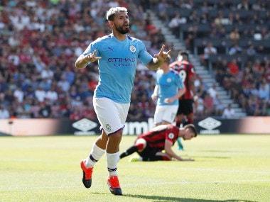 Premier League: Sergio Aguero brace powers Manchester City to win; Tottenham suffer shock defeat to Newcastle