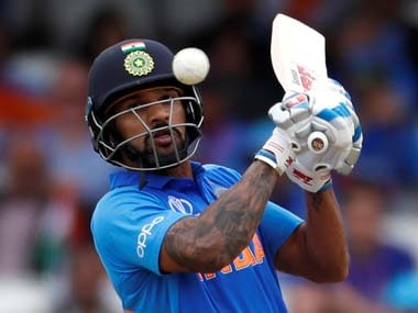 India A vs South Africa A: Shikhar Dhawan's half-century in vain as hosts suffer narrow loss in rain-hit fourth unofficial ODI