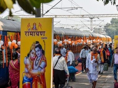 Shri Ramayana Express: IRCTC to relaunch tour from 3 November; fares, schedule and booking details