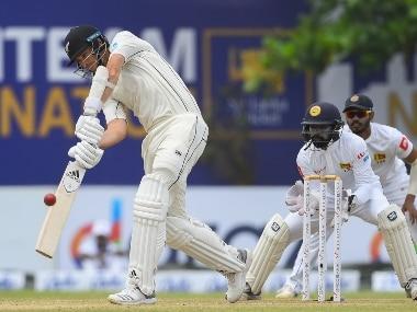 Sri Lanka vs New Zealand: Tim Southee equals Sachin Tendulkar's tally of sixes in Test cricket