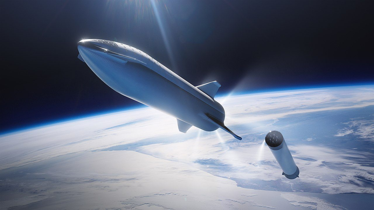 Elon Musks SpaceX is scouting for possible locations to land Starship on Mars