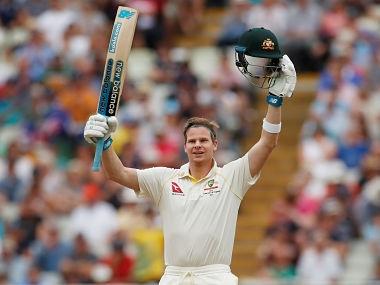 Ashes 2019: Steve Smith, Matthew Wade slam centuries as Australia set England mammoth 398-run target