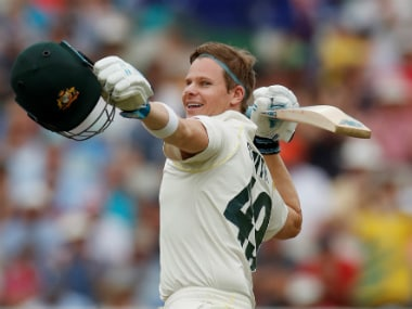 Steve Smith jumps to second place in ICC Test batsmen rankings; Virat Kohli maintains top spot