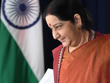 Sushma Swaraj funeral; latest updates: Ex-minister cremated with State honours in Delhi as top NDA leaders bid farewell