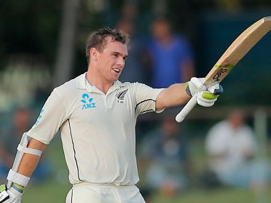 Sri Lanka vs New Zealand: Tom Latham's masterful ton guides Black Caps to 196-4 on day three of first Test with lead almost in sight