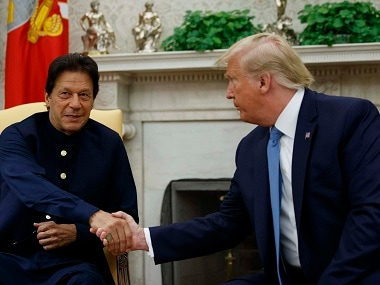 US slashes financial aid to Pakistan by nearly $440 million; Imran Khan informed about decision three weeks before Washington visit