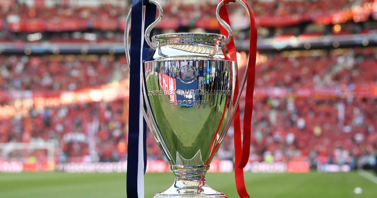 UEFA Champions League When And Where To Watch Round Of 16
