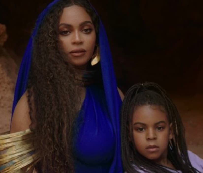 Beyoncé's daughter Blue Ivy makes Billboard debut with 'Brown Skin Girl' from The Lion King: The Gift album