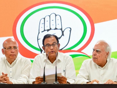 P Chidambaram's chickens have finally come home to roost, but why is Congress committing hara-kiri?