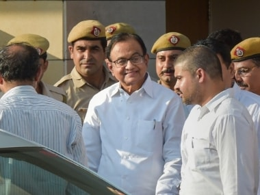 Chidambaram INX Media case updates: Delhi court extends ex-FM's CBI custody till Thursday in accordance with SC order