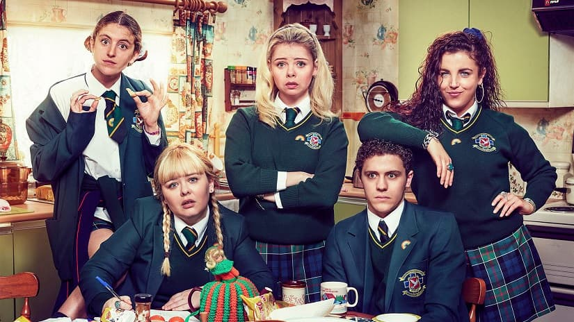 Derry Girls returns with crazier exploits and more heartwarming moments in season 2 on Netflix