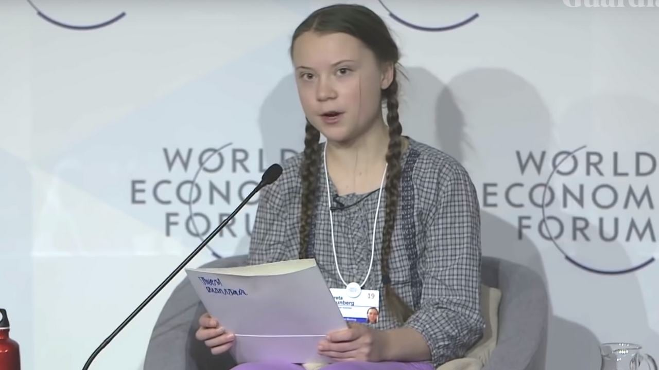 How Greta Thunberg mobilised millions to act on climate emergency in just a year