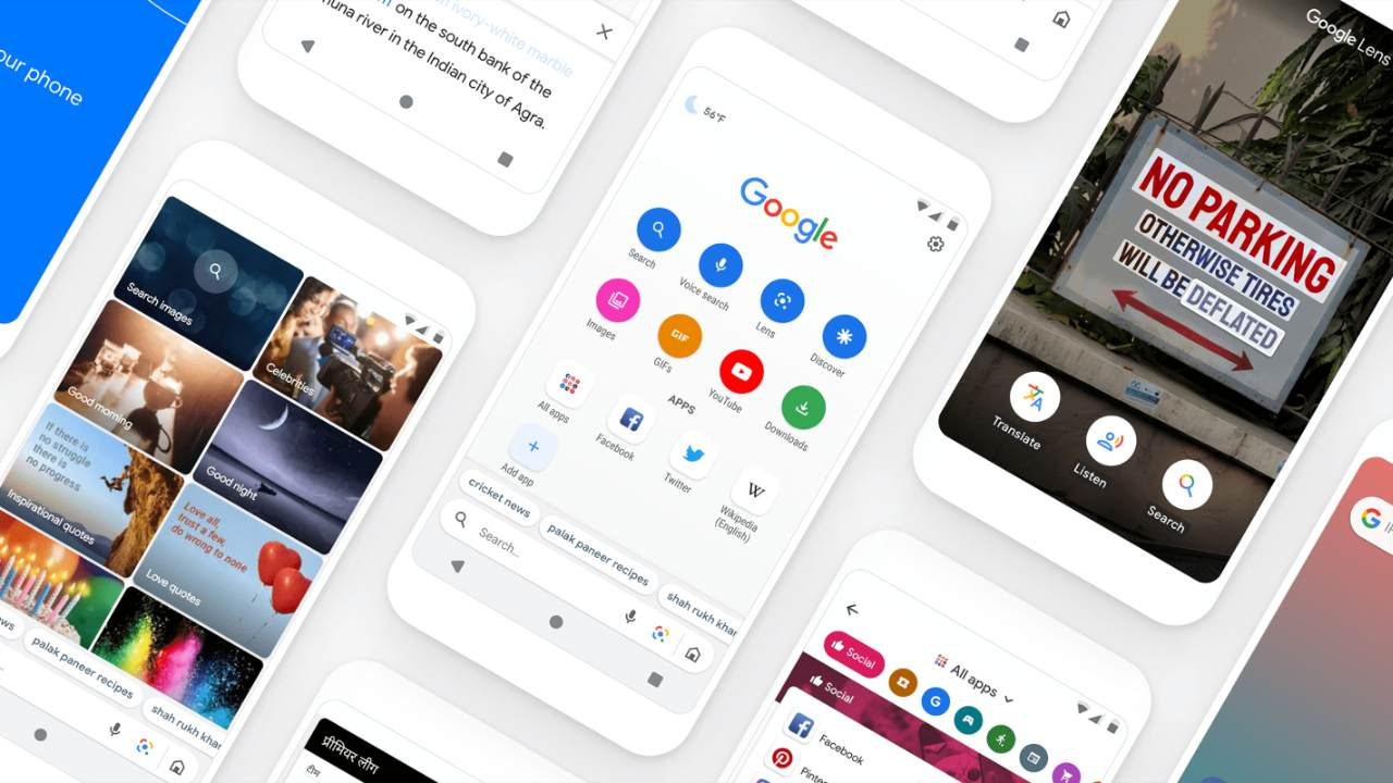 Google starts rolling out its lightweight Go search app to the Play Store worldwide