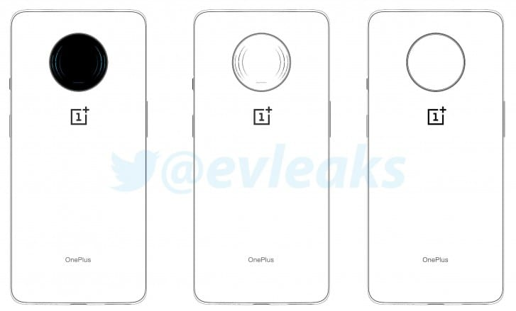OnePlus device with a circular camera housing reportedly leaked in sketches