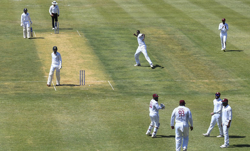 India vs West Indies: Jason Holder rises to the occasion once again with masterful bowling effort on Day 1 at Sabina Park
