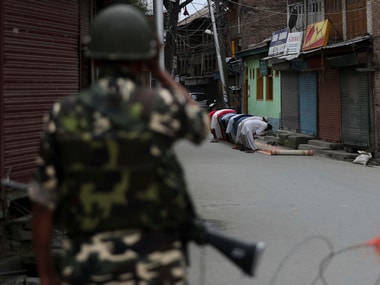 Month after abrogation of Article 370 in Jammu and Kashmir, Indian Army and terrorists wage 'poster war'