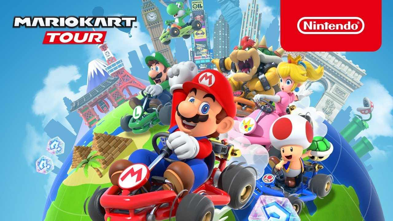 Mario Kart Tour coming on Android and iOS on September 25, pre-registrations begin