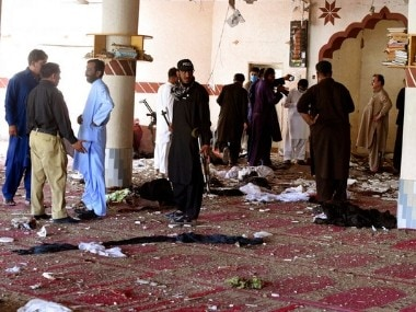 Five killed in Pakistan's Quetta as bomb blast targets Friday prayers; mosque head, brother of top Taliban leader among deceased