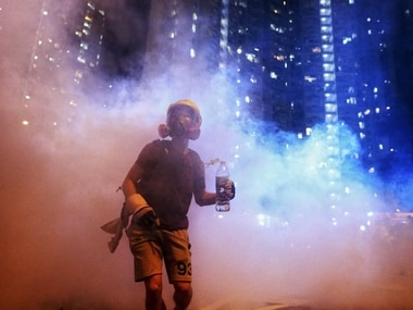 Chinese media claims Beijing's response to Hong Kong's pro-democracy protests 'won't be repeat' of Tiananmen Square crackdown