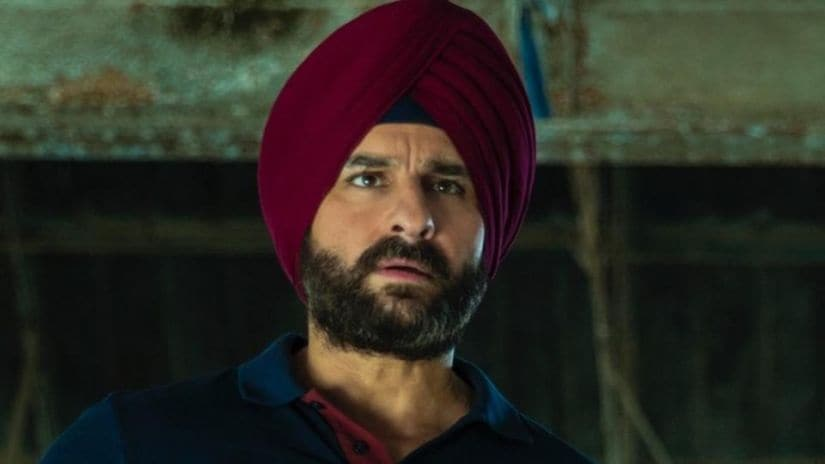 Saif Ali Khan on Sacred Games 2: Second season is quite twisted