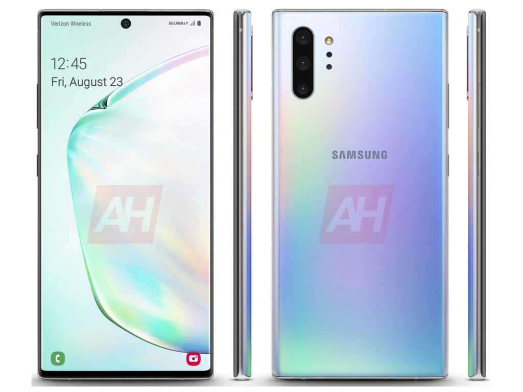 Samsung Galaxy Note 10+ 5G leak reveals 23 August release date
