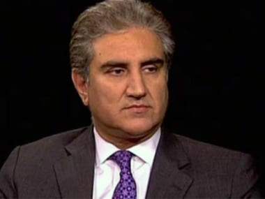 Shah Mahmood Qureshi asserts Kashmir to remain cornerstone of Pakistans foreign policy, says dispute over Valley must end for stability in South Asia
