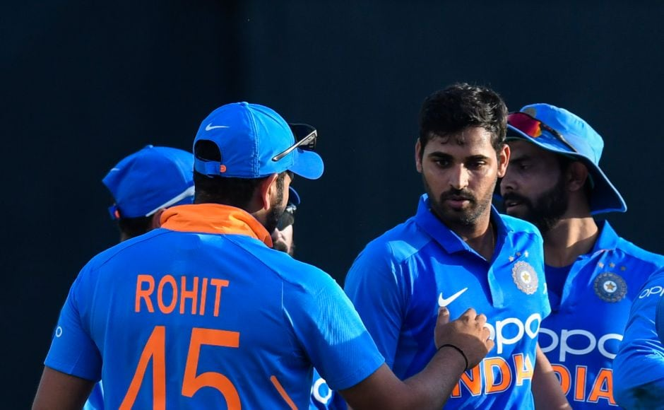 India took a 1-0 lead in the ODI series against West Indies with a 59 run win at Queen's Park Oval in Port of Spain. The first ODI was abandoned by continuous rain. India had previously won the T20I series and now cannot lose the 50 over ODI series. AFP