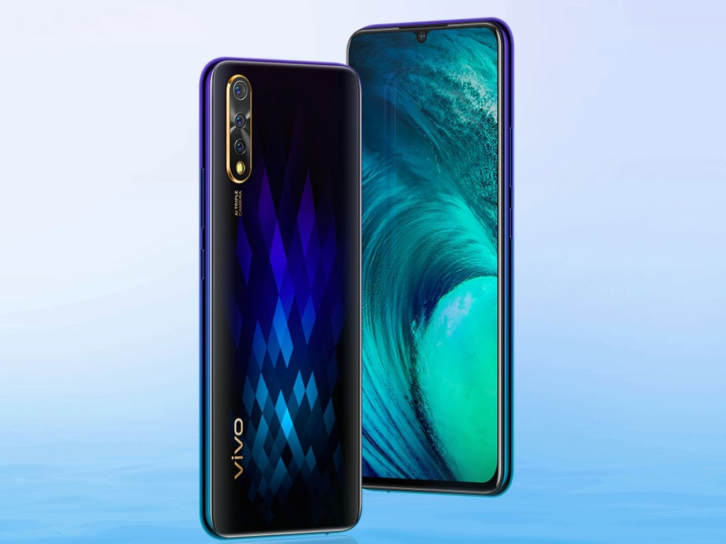 Vivo S1 4 Gb Ram Variant Goes On Its First Sale Today