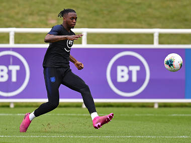 Euro 2020 qualifiers: Manchester United's Aaron Wan-Bissaka withdraws from England squad due to back injury
